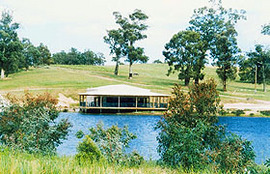 Lake Charlotte Winery - ACT Tourism
