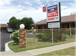 Highway Inn Motel - ACT Tourism