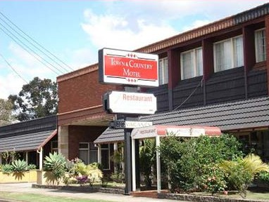 Town  Country Motel - ACT Tourism