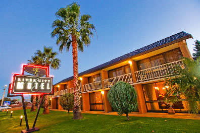 Mildura River City Motel - ACT Tourism