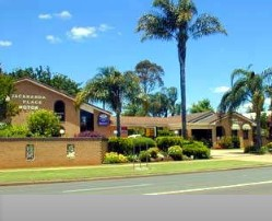 Jacaranda Place Motor Inn - ACT Tourism
