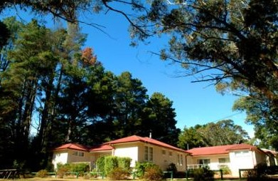 Blackheath Caravan Park - ACT Tourism