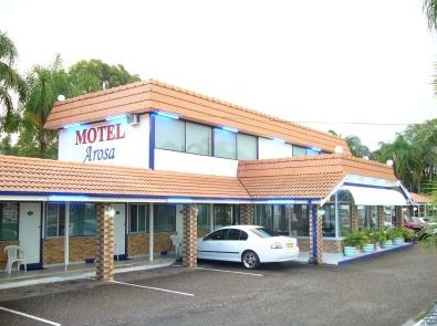 Arosa Motel - ACT Tourism