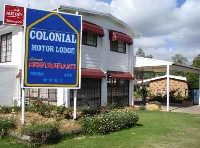 Colonial Motor Lodge - ACT Tourism