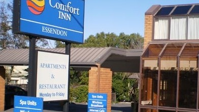 Comfort Inn  Suites Essendon - ACT Tourism