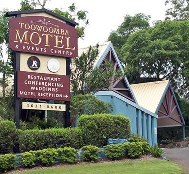 Toowoomba Motel - ACT Tourism