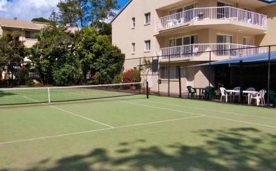 Paradise Grove Holiday Apartments - ACT Tourism