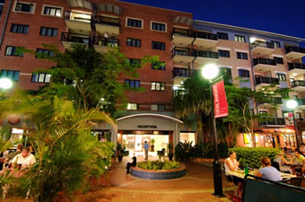 Central Brunswick Apartment Hotel - ACT Tourism