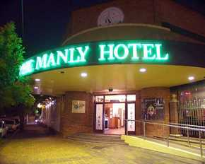 The Manly Hotel - ACT Tourism