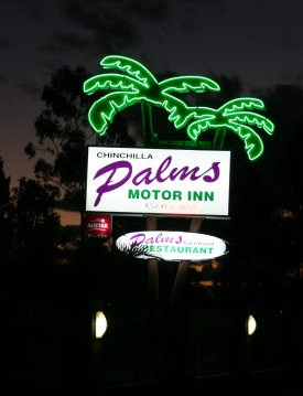 Chinchilla Palms Motor Inn