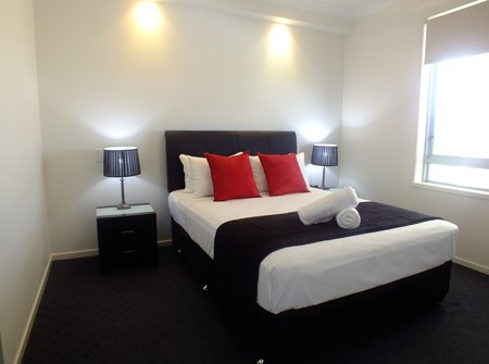 Pacific Marina Apartments - ACT Tourism