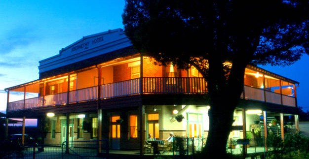 Abernethy Guesthouse - ACT Tourism