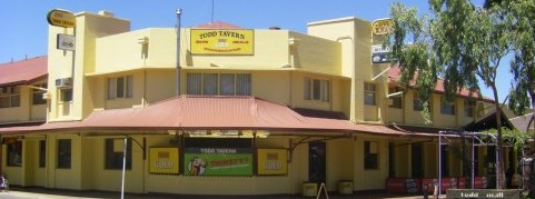 Todd Tavern - ACT Tourism