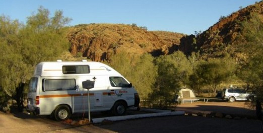 Glen Helen Resort - ACT Tourism