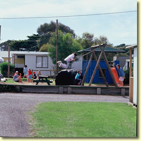 Swansea Holiday Park - ACT Tourism