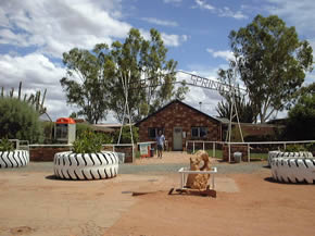 Curtin Springs Station - ACT Tourism