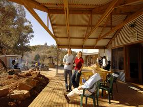 Willow Springs Shearers Quarters - ACT Tourism