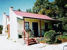 Trinity Cottage - ACT Tourism
