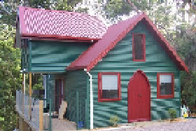 Cape Cottage - Sisters Beach Accommodation - ACT Tourism