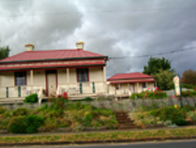 Tier View Twin Cottages - ACT Tourism