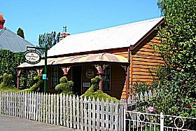 Westbury Gingerbread Cottages - The - ACT Tourism