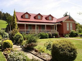 Cradle Manor - ACT Tourism