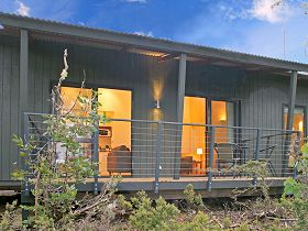 Cradle Mountain Wilderness Village - ACT Tourism