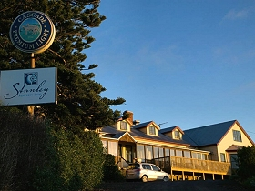 Stanley Seaview Inn - ACT Tourism