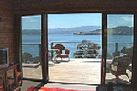Bruny Island Accommodation Services - Captains Cabin - ACT Tourism
