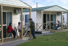 Discovery Holiday Parks Devonport Cosy Cabins - ACT Tourism