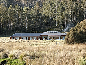 Forest Walks Lodge - Eco-Accommodation - ACT Tourism