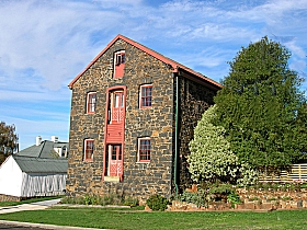 Bluestone Grain Store BB - ACT Tourism