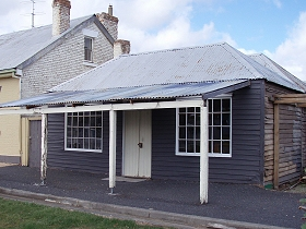 Elm Corner Cafe and Accommodation - ACT Tourism