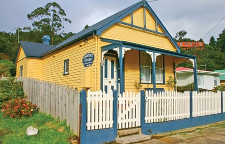 Comstock Cottage - ACT Tourism