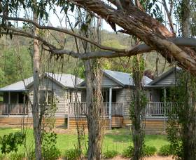 The Homestead Cabins Brogo - ACT Tourism