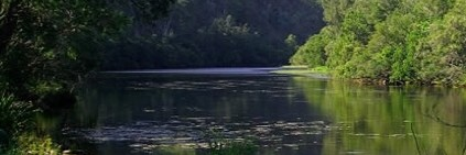 Clarence River Wilderness Lodge - ACT Tourism
