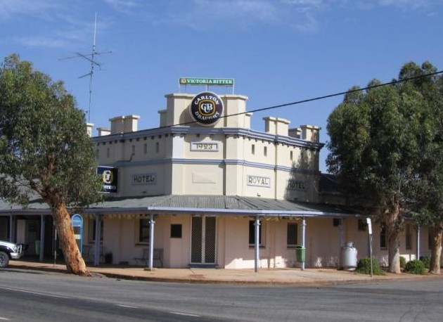 Royal Hotel Grong Grong - ACT Tourism