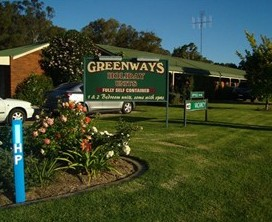 Greenways Holiday Units - ACT Tourism