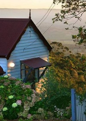 Clairvaux Cottages - ACT Tourism