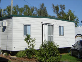 Blue Gem Caravan Park - ACT Tourism