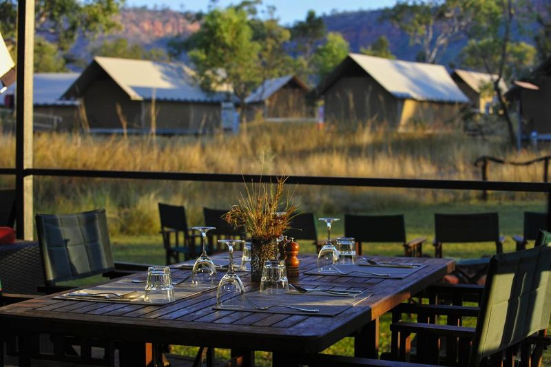 Bell Gorge Wilderness Lodge - ACT Tourism