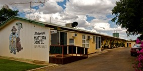 Matilda Motel - ACT Tourism