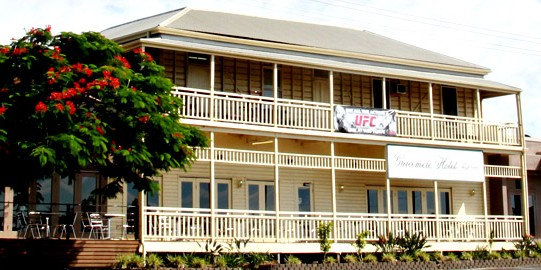 Gracemere Hotel - ACT Tourism