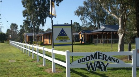 Boomerang Way Tourist Park - ACT Tourism