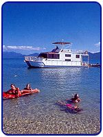 Hinchinbrook Rent A Yacht And House Boat