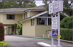 Redleaf Resort - ACT Tourism