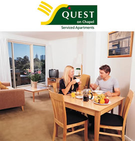 Quest On Chapel - ACT Tourism