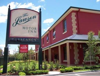 The Lawson Motor Inn - ACT Tourism