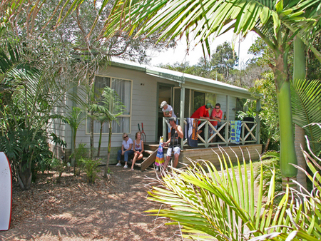 One Mile Beach Holiday Park - ACT Tourism