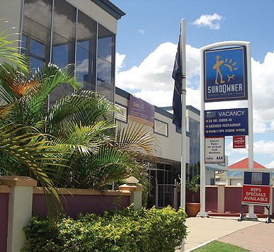 Sundowner Chain Motor Inn Rockhampton - ACT Tourism